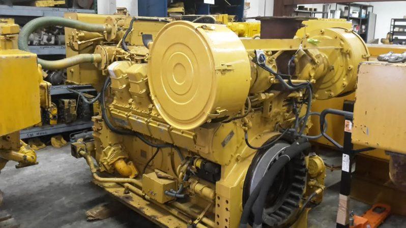 C32 Marine Engine - Bakker Marine Service